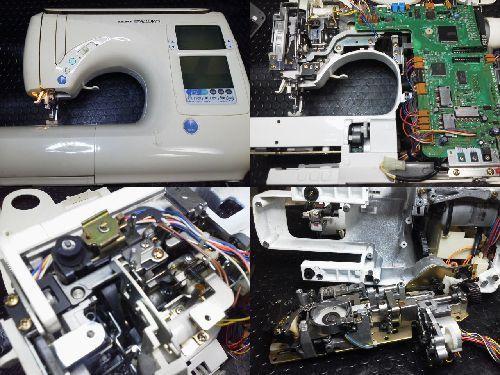 JUKIミシン修理|アローネ008N|HZL-008N