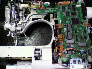 JUKIミシン修理|jupre|HZL-009|オーバーホール