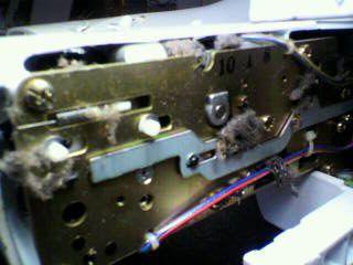 JUKI修理|ジュプレ|HZL-009|下軸