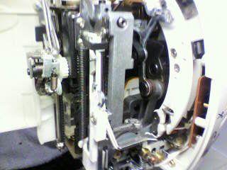 JUKI修理|ジュレーブ|HZL-010N|針棒