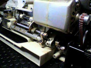 リッカー修理|1531|下軸