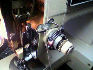 RICCAR修理|1531|糸調子ダイヤル