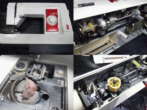 SINGERミシン修理|rumina|model1620