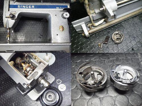 シンガー職業用ミシン修理|188プロフェッショナル