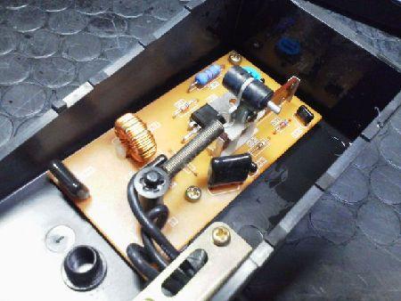 ジャノメミシン修理|コンビsuperDX 2100|フットコントローラー