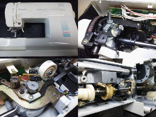 シンガーミシン修理|Bonne|2600DX