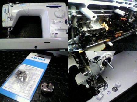 JUKIミシン修理|SL-280EX|修理詳細画像