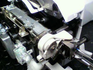 ブラザーミシン修理|LM700 CPS52|糸通し機