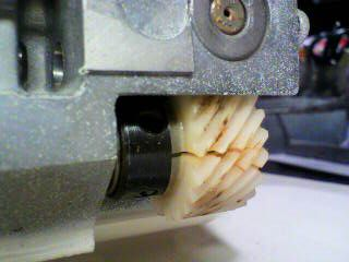 リッカー修理|R-520|釜ギヤ