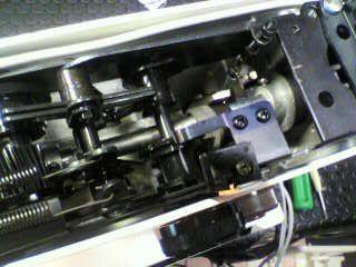 RICCAR修理|R-520|上軸