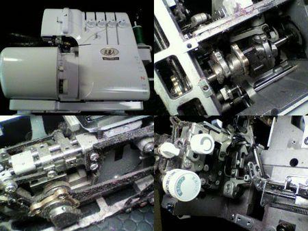 ベビーロック修理|衣縫人 BL5700EXS|修理詳細画像