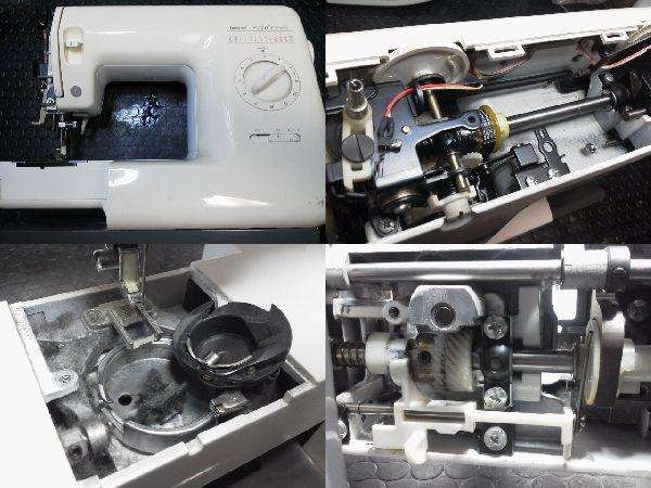 ブラザーミシン修理|ソワレ575|ZZ3-B575