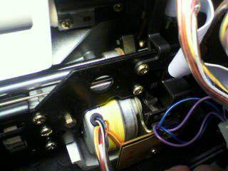 ジャノメミシン修理|メモリークラフト6000|送り