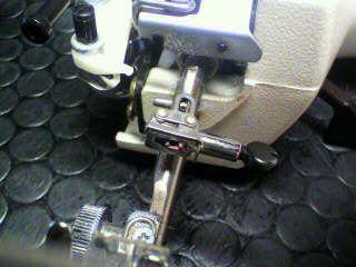 ジャノメミシン修理|メモリークラフト6000|針折れ