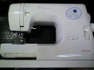 シンガーミシン修理|fitline6200