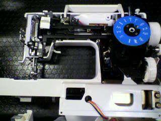 SINGERミシン修理|fitline6200|オーバーホール