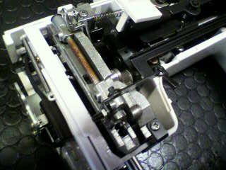シンガー修理|フィットライン6200|針棒