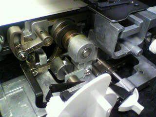 ロックミシン修理|アーチザン630|分解