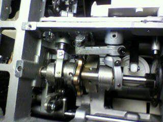 ベビーロック修理|糸取物語BL55EX|分解