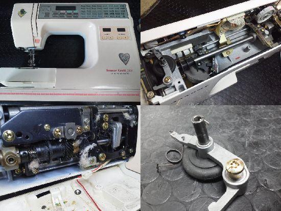 janome|sensor craft 7200