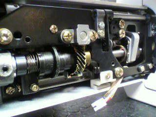 蛇の目修理|センサークラフト7300|