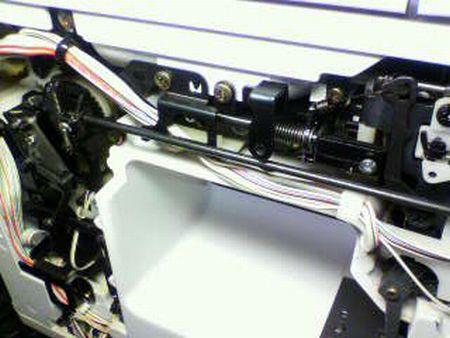 ブラザーミシン修理|Tendy ZZ3-B778|背面パネル