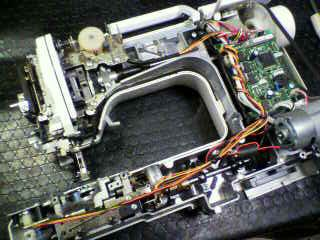 Brotherミシン修理|PC-8000|CPS54|オーバーホール