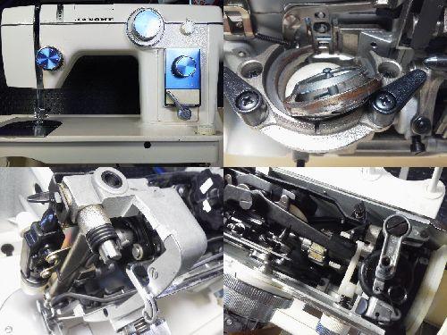 ジャノメミシン修理|トピアレーヌ804