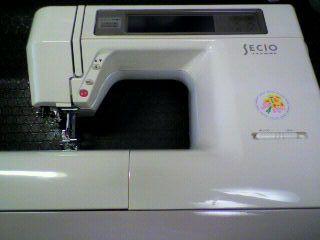 ジャノメミシン修理|SECIO8100