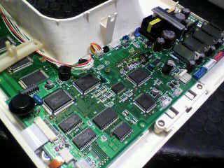 じゃのめミシン修理|セシオ8200|コンピューター基盤