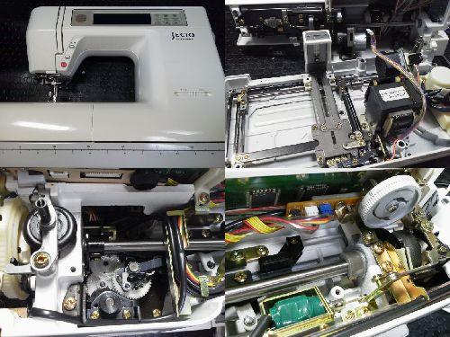 ジャノメミシン修理|セシオ8300