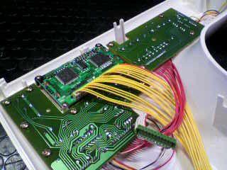 シンガー修理|アプリコット9700|パネル
