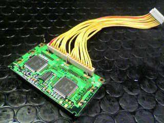 SINGER修理|アプリコット9700|液晶