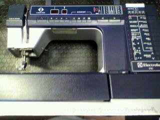 エレクトロラックスミシン修理|プリズマ990