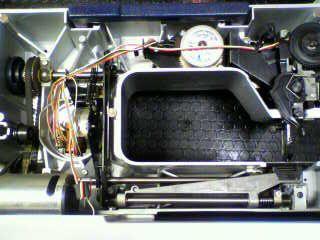 エレクトロラックスミシン修理|プリズマ990|オーバーホール
