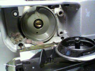 エレクトロラックス修理|プリズマ990|釜