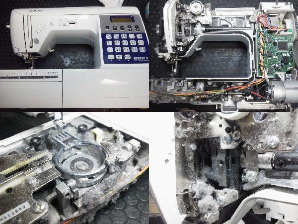 ブラザーミシン修理|アデッソⅡ|CPS72