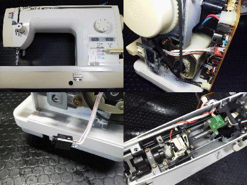 ブラザー職業用ミシン修理|AKT-8|TA3-B629