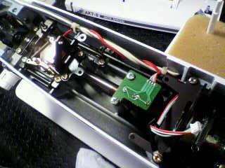 BROTHER職業用ミシン修理|AKT-8|TA3-B629|上軸