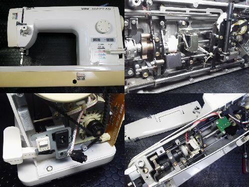 ブラザー職業用ミシン修理|ヌーベル300|TA3-B629