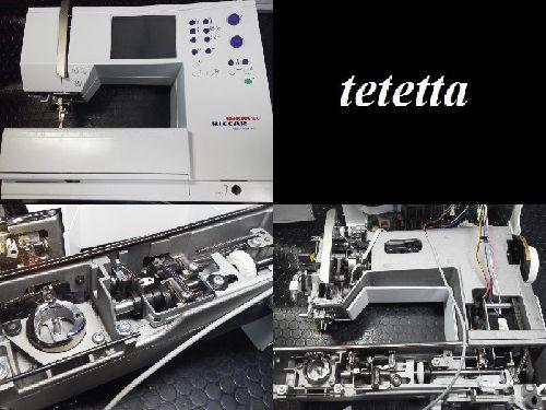 ベルニナ製ミシン修理|リッカーBERNINA180