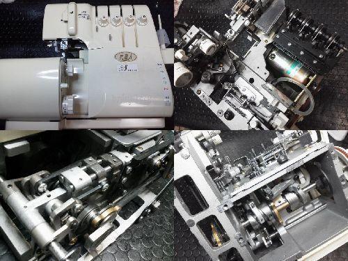 ジューキBabylock修理|衣縫人|BL515