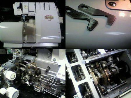 ベビーロック修理|縫工房 BL75|修理詳細画像