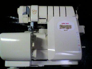 ベビーロックミシン修理|縫工房|BL75