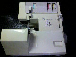 美馬精機ロックミシン修理|Mima lock E33DRN