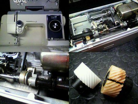 リッカーシン修理|Mighty1000|修理詳細画像