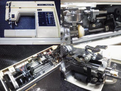 RICCARミシン修理|Mighty80