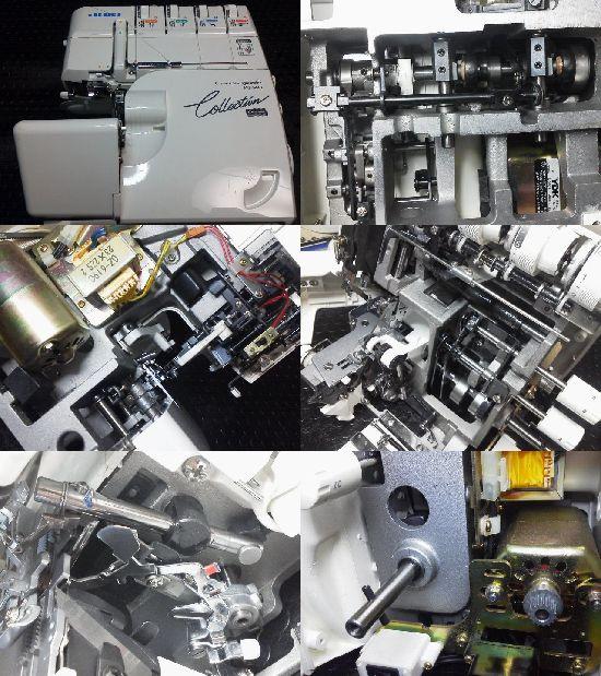JUKI MO-344D