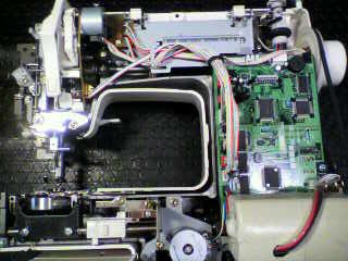 ブラザーミシン修理|MOC2000|CP963|オーバーホール