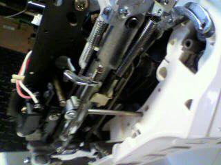 "BROTHERミシン修理|MOC2000|CP963|針棒"""